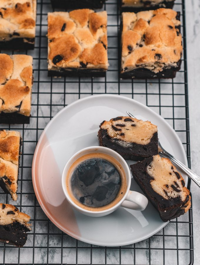 Rezept für Brookies |Brownies & Cookies