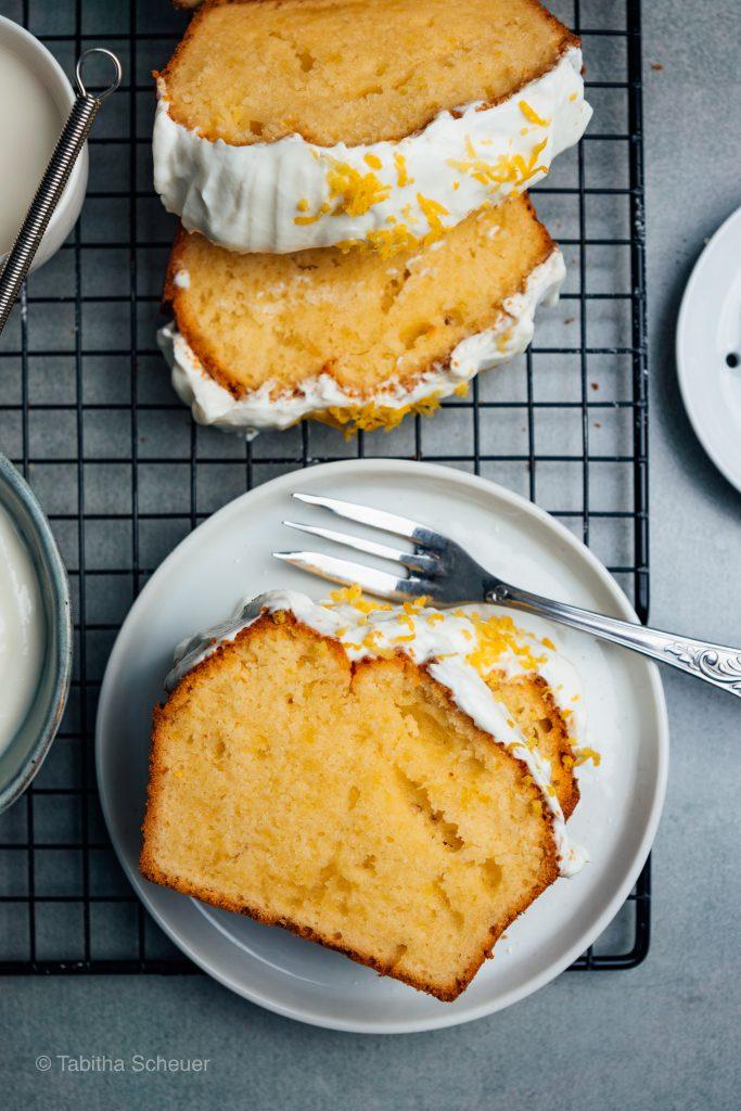 Zitronenkuchen Rezept |Rezept für Lemon Drizzle Cake inkl. Fotografie Tipps | Leckere und gesunde Rezepte